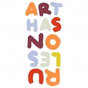 Art has no rules