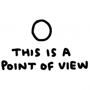 This is a point of view