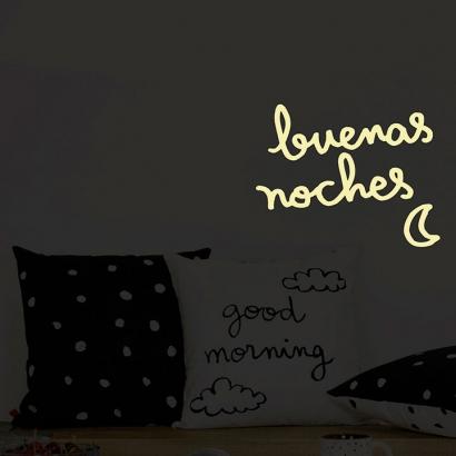 Buenos días, buenas noches