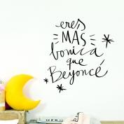Eres más bonica que Beyoncé