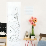 Wallpaper coloreable Line Notebook