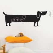 Dog blackboard