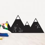 Mountains Blackboard