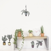 Plants Wallsticker by Eva Mouton