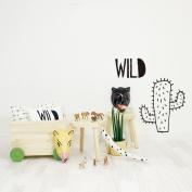 Wild Cactus Wallsticker