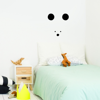 Mouse wallsticker