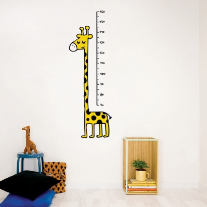 Growth chart: giraffe 2