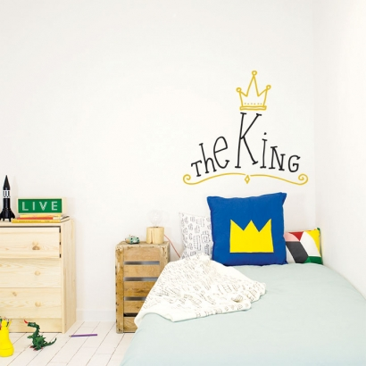 Headboard The King