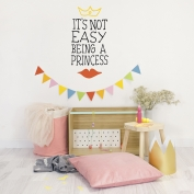 It's not easy being a princess