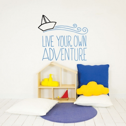 Live your own adventure