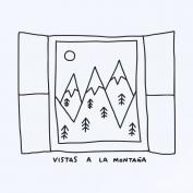 Ventana con vistas a la montaña
