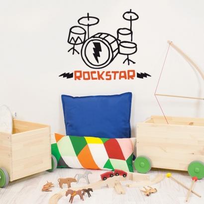Rockstar drums