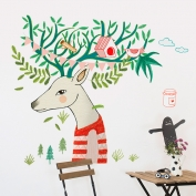Ciervo árbol