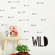 Wild Arrow Wallsticker