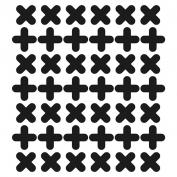 Básico cruces redondas