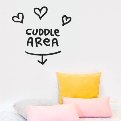 Cuddle area