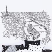 Paris, rio Sena