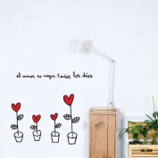 Amor en macetas