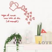 Regar el amor