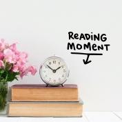 Reading moment