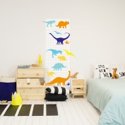 Magnet Wall Sticker: Dino