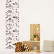 Wallpaper Repositionable Autumn